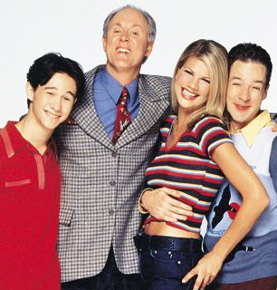 The Solomon Clan Dick Solomon - 3rd Rock From the Sun Picture