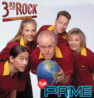 The cast of ' rd - 3rd Rock From the Sun Picture