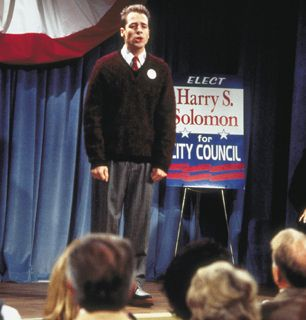 City Councilman candidate Harry Solomon - 3rd Rock From the Sun Picture