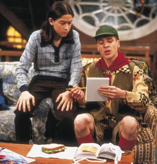 Tommy Solomon Joseph Gordon-Levitt and - 3rd Rock From the Sun Picture