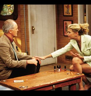 Sally Solomon Kristen Johnston and - 3rd Rock From the Sun Picture