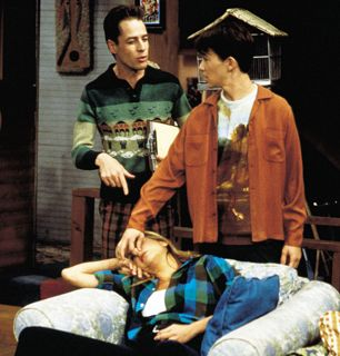 Harry Solomon French Stewart and - 3rd Rock From the Sun Picture
