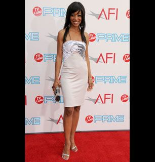 Shaun Robinson from &amp;#039;Access Hollywood&amp;#039; - AFI Life Achievement Award Picture