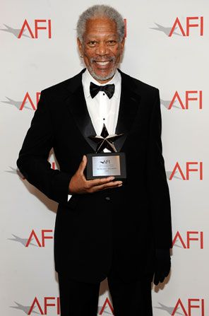 The man of the hour - AFI Life Achievement Award Picture