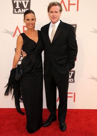 Glory' co-star Cary Elwes arrives - AFI Life Achievement Award Picture