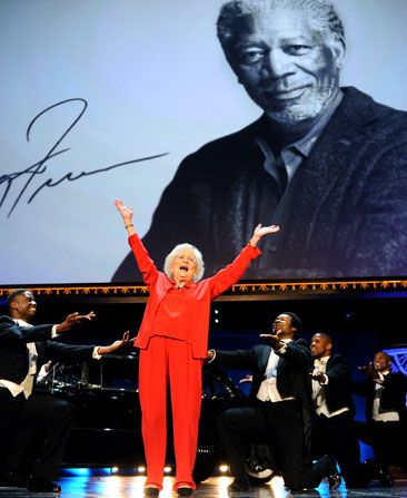 Betty White opens the show - AFI Life Achievement Award Picture