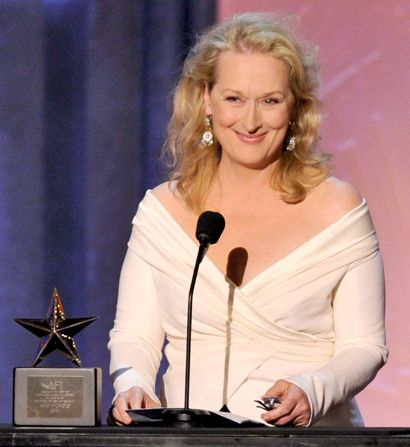 AFI Mike Nichols - Meryl Streep - AFI Life Achievement Award Picture
