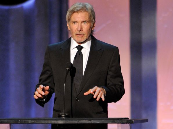 AFI Mike Nichols - Harrison Ford - AFI Life Achievement Award Picture