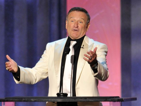 AFI Mike Nichols - Robin Williams - AFI Life Achievement Award Picture