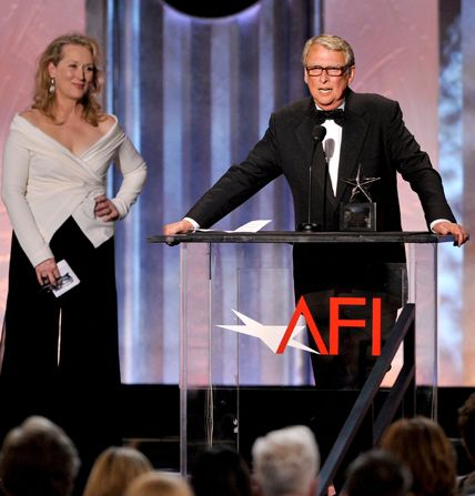 AFI Mike Nichols - Mike Nichols, Meryl Streep - AFI Life Achievement Award Picture