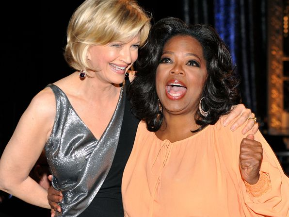 AFI Mike Nichols - Diane Sawyer, Oprah - AFI Life Achievement Award Picture