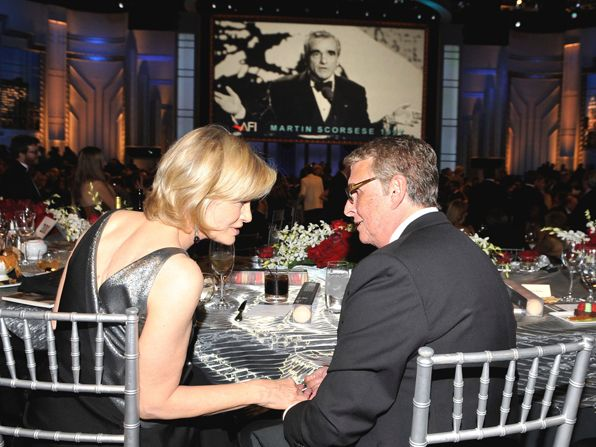 AFI Mike Nichols - Mike Nichols, Diane Sawyer - AFI Life Achievement Award Picture