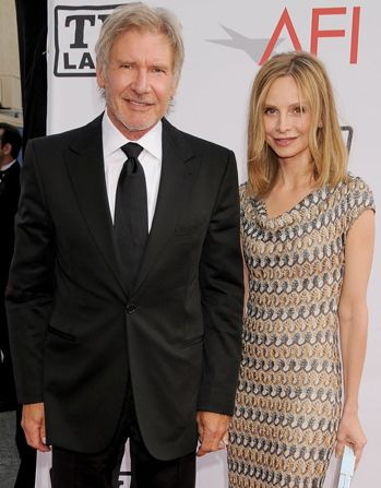 AFI Mike Nichols - Harrison Ford, Calista Flockhart - AFI Life Achievement Award Picture