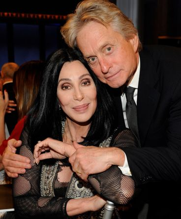 AFI Mike Nichols - Michael Douglas, Cher - AFI Life Achievement Award Picture