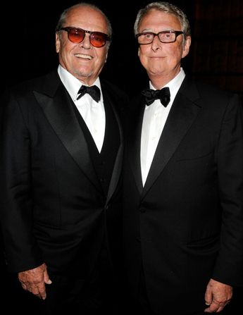 AFI Mike Nichols - Mike Nichols, Jack Nicholson - AFI Life Achievement Award Picture