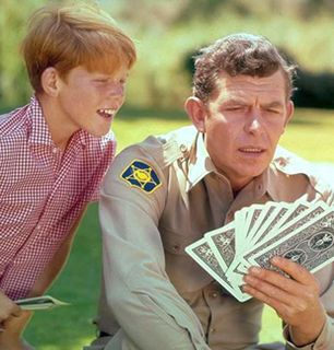 Barney receives a call at - The Andy Griffith Show Picture