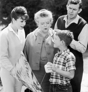 Little Opie Taylor looks interested - The Andy Griffith Show Picture