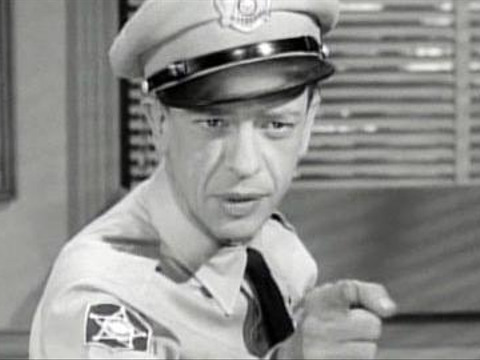High Noon in Mayberry