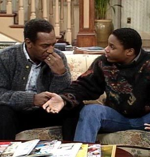 Theo my man if I - The Cosby Show Picture