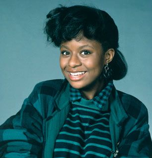 Vanessa Huxtable Tempestt Bledsoe smiles - The Cosby Show Picture