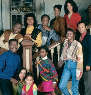 The Cast of the Cosby - The Cosby Show Picture