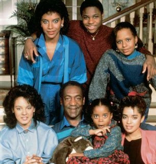 All of the Huxtable Clan - The Cosby Show Picture