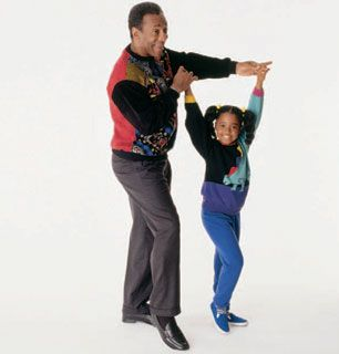 Cliff Huxtable Bill Cosby gives - The Cosby Show Picture
