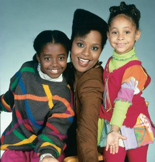 We are family Rudy Huxtable - The Cosby Show Picture