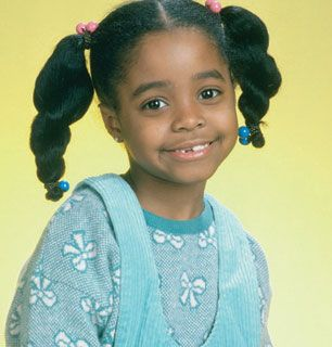 The youngest and most adorable - The Cosby Show Picture