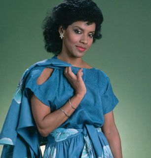 Clair Huxtable Phylicia Rashad manages - The Cosby Show Picture