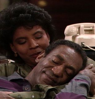 Clair Huxtable Phylicia Rashad and - The Cosby Show Picture