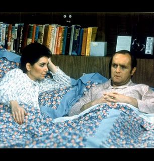 Bob and Emily talk in - The Bob Newhart Show Picture