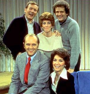 The Bob Newhart Show cast - The Bob Newhart Show Picture