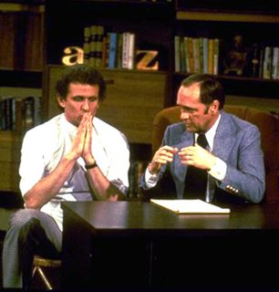 Bob chats with Jerry Robinson - The Bob Newhart Show Picture