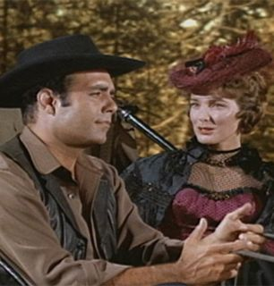 Adam takes a ride with - Bonanza Picture