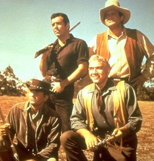The Cartwright men - Bonanza Picture