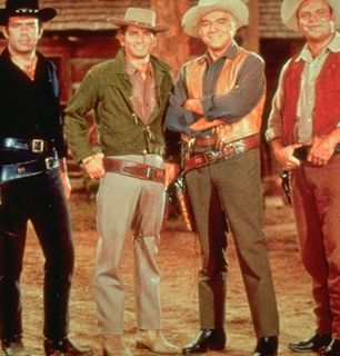 Adam Little Joe Ben and - Bonanza Picture