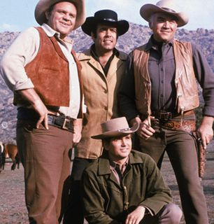 The Cartwright rodeo 'NBC Television' - Bonanza Picture