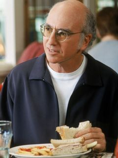 Curb Your Enthusiasm: Larry David