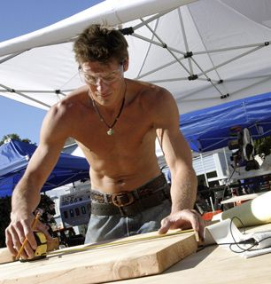 Host Ty Pennington not to - Extreme Makeover: Home Edition Picture