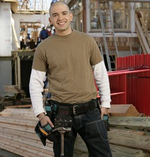 Nice Guy Eddie Designer Ed - Extreme Makeover: Home Edition Picture