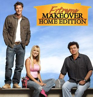 extreme makeover home edition cast image information