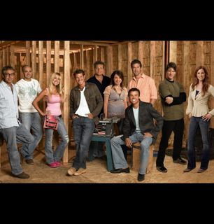 The frighteningly attractive crew behind - Extreme Makeover: Home Edition Picture