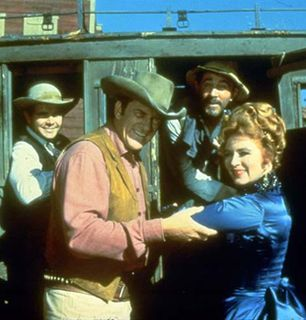 The cast of Gunsmoke is - Gunsmoke Picture