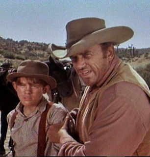 Ron Howard guest stars on - Gunsmoke Picture