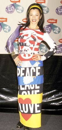 Here's to the funkiest peace - Happily Divorced Picture