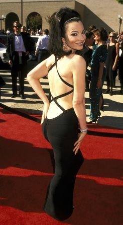 A regal Fran Drescher walks - Happily Divorced Picture
