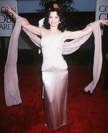 The ever-elegant Fran Drescher at - Happily Divorced Picture