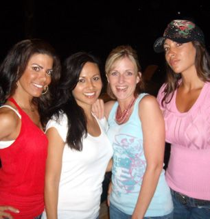 The Summer Girls Suite four - High School Reunion Picture