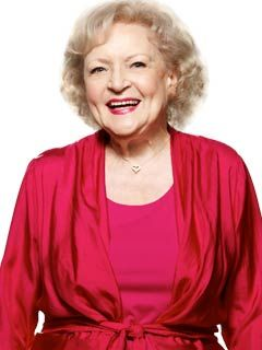 Betty White as Elka Ostrovsky